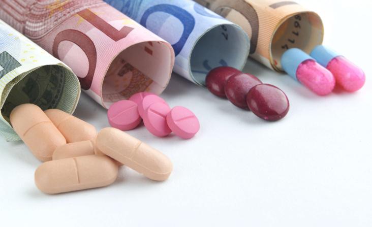 geld en medicijnen