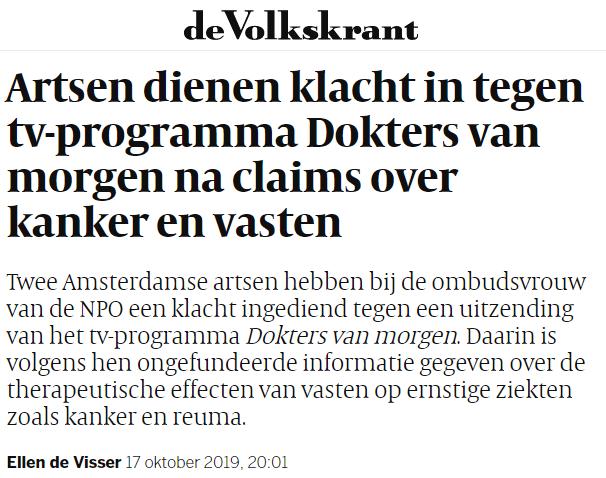 DM Volkskrant 18-10
